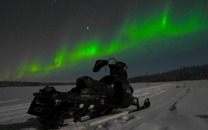 Northern Lights Hunting