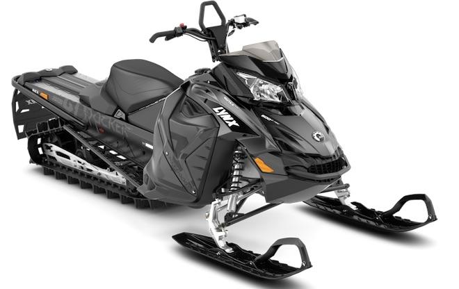 Lynx Boondocker 600 E-Tec