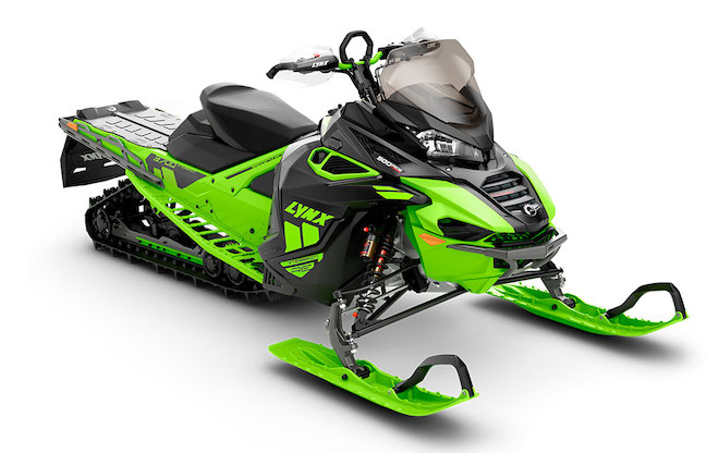 Lynx Xterrain RE 900ACE Turbo